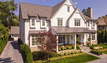 House in Birmingham, Michigan, United States 1