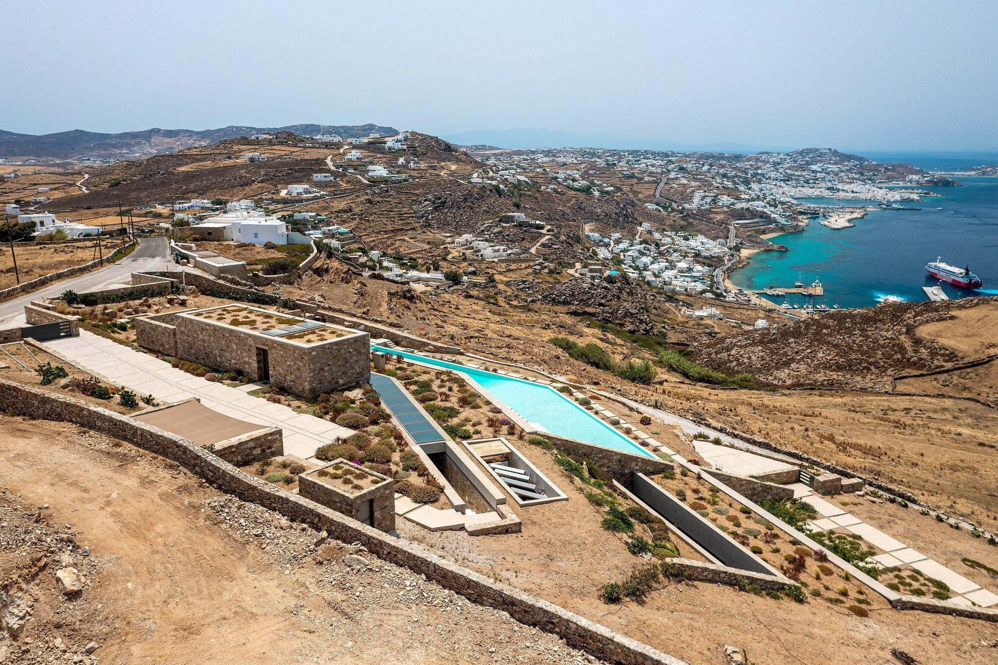Villa in Mykonos, Decentralized Administration of the Aegean, Greece 1 - 11544975