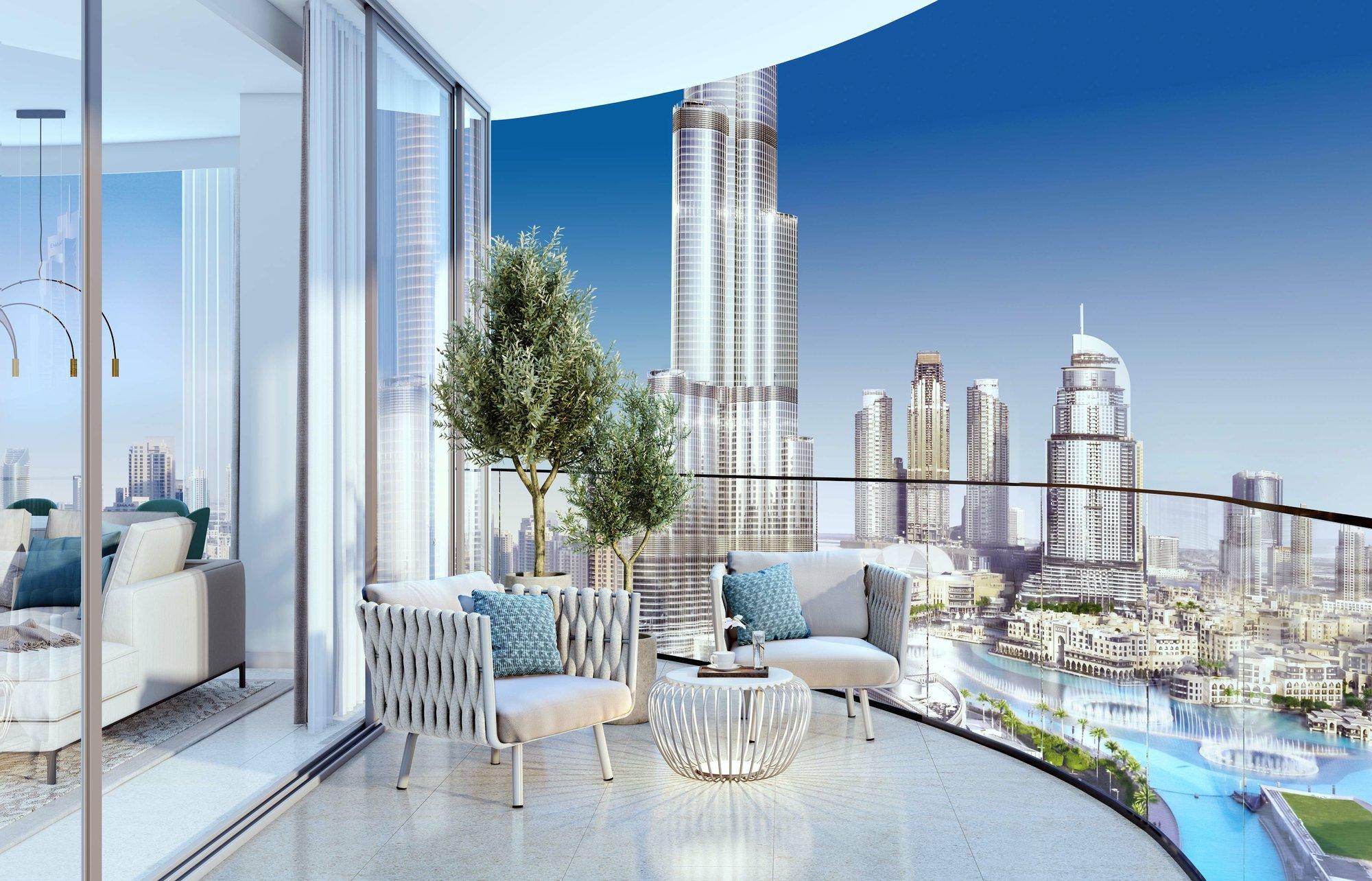 Apartment in Dubai, Dubai, United Arab Emirates 1 - 11560618