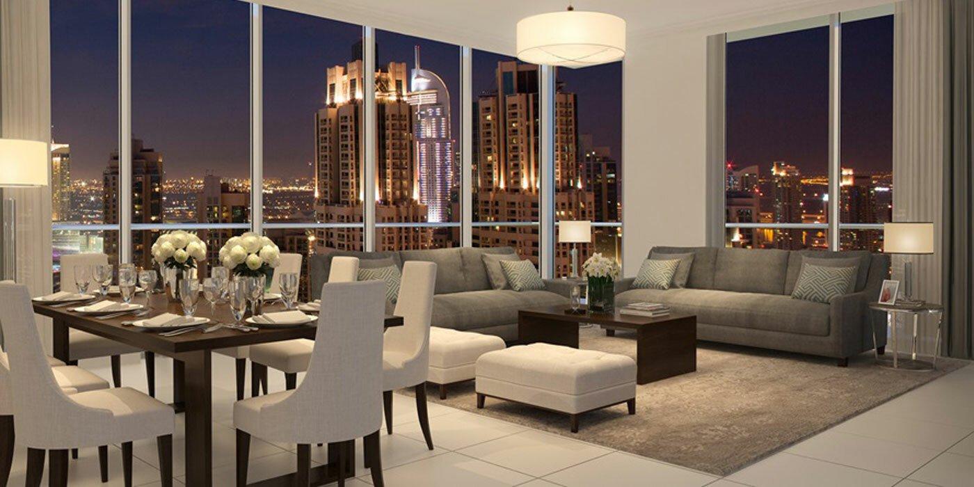 Apartment in Dubai, Dubai, United Arab Emirates 1 - 11560514