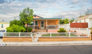 House in Boulder City, Nevada, United States 1