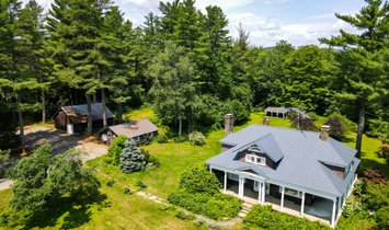 House in Stoddard, New Hampshire, United States 1