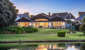 Дом в Waikanae Beach, Wellington, Новая Зеландия 1