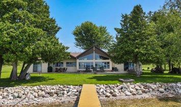Дом в Cheboygan, Мичиган, Соединенные Штаты Америки 1