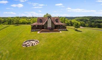 Фермерское ранчо в Сэдивилл, Кентукки, Соединенные Штаты Америки 1