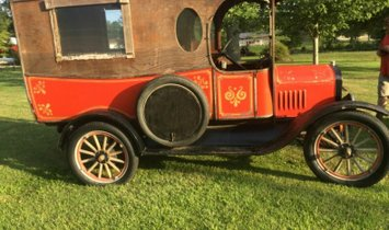 1923 Ford MODEL T PANEL WOODY WAGON