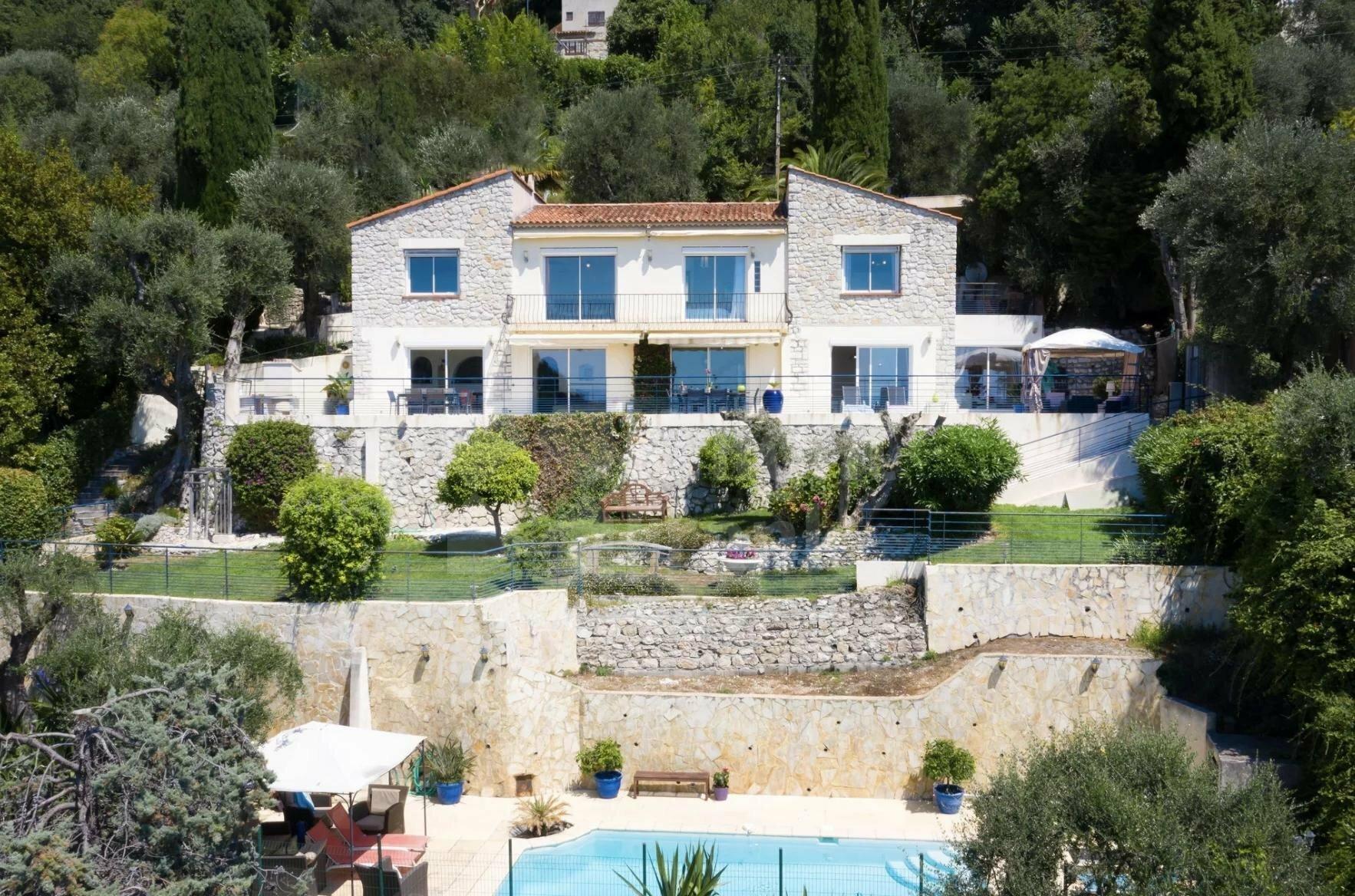 Villa in Villefranche-sur-Mer, Provence-Alpes-Côte d'Azur, France 1 - 11561997