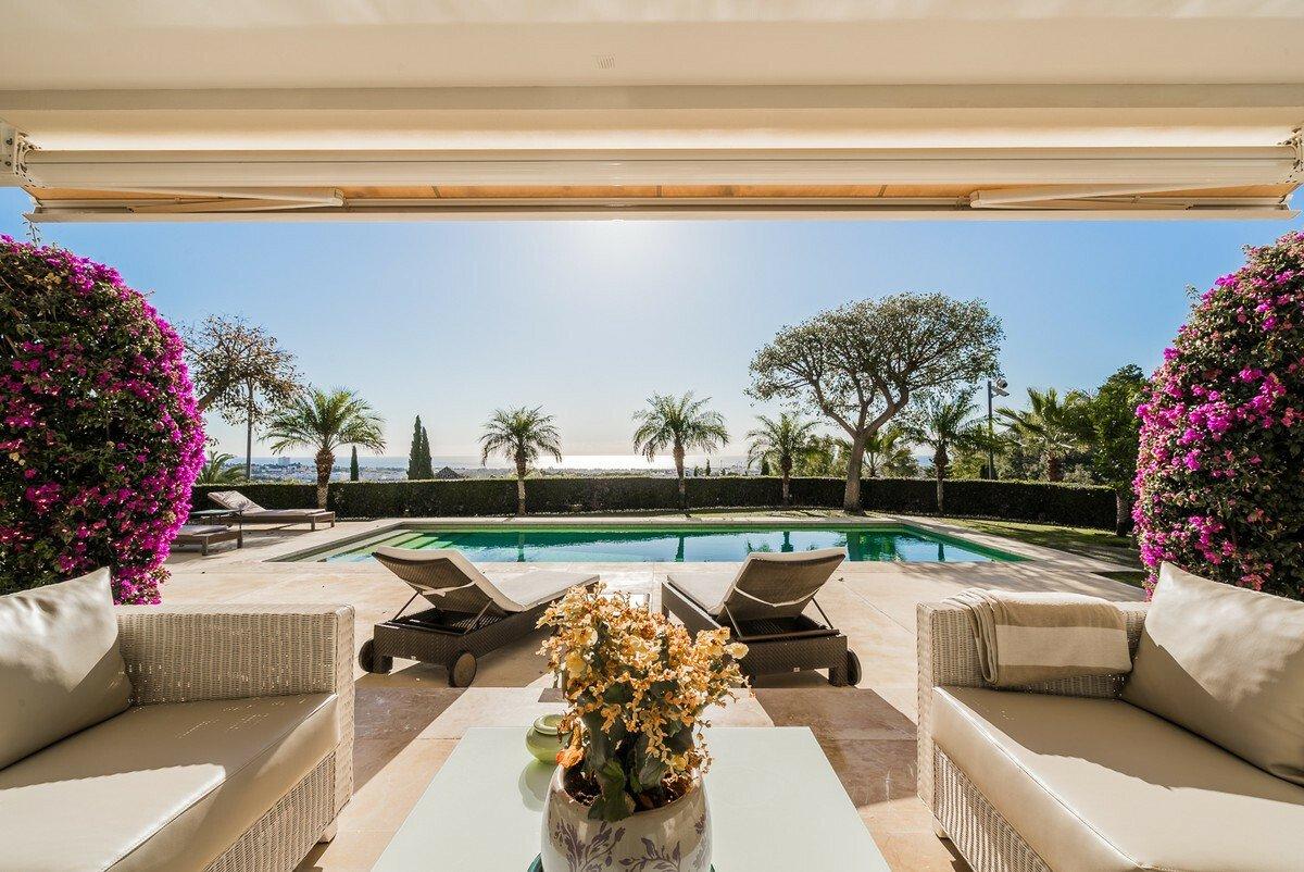 Villa in Marbella, Andalusia, Spain 1 - 11562444