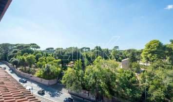 Penthouse in Rome, Lazio, Italy 1
