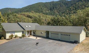 Дом в Риддл, Орегон, Соединенные Штаты Америки 1