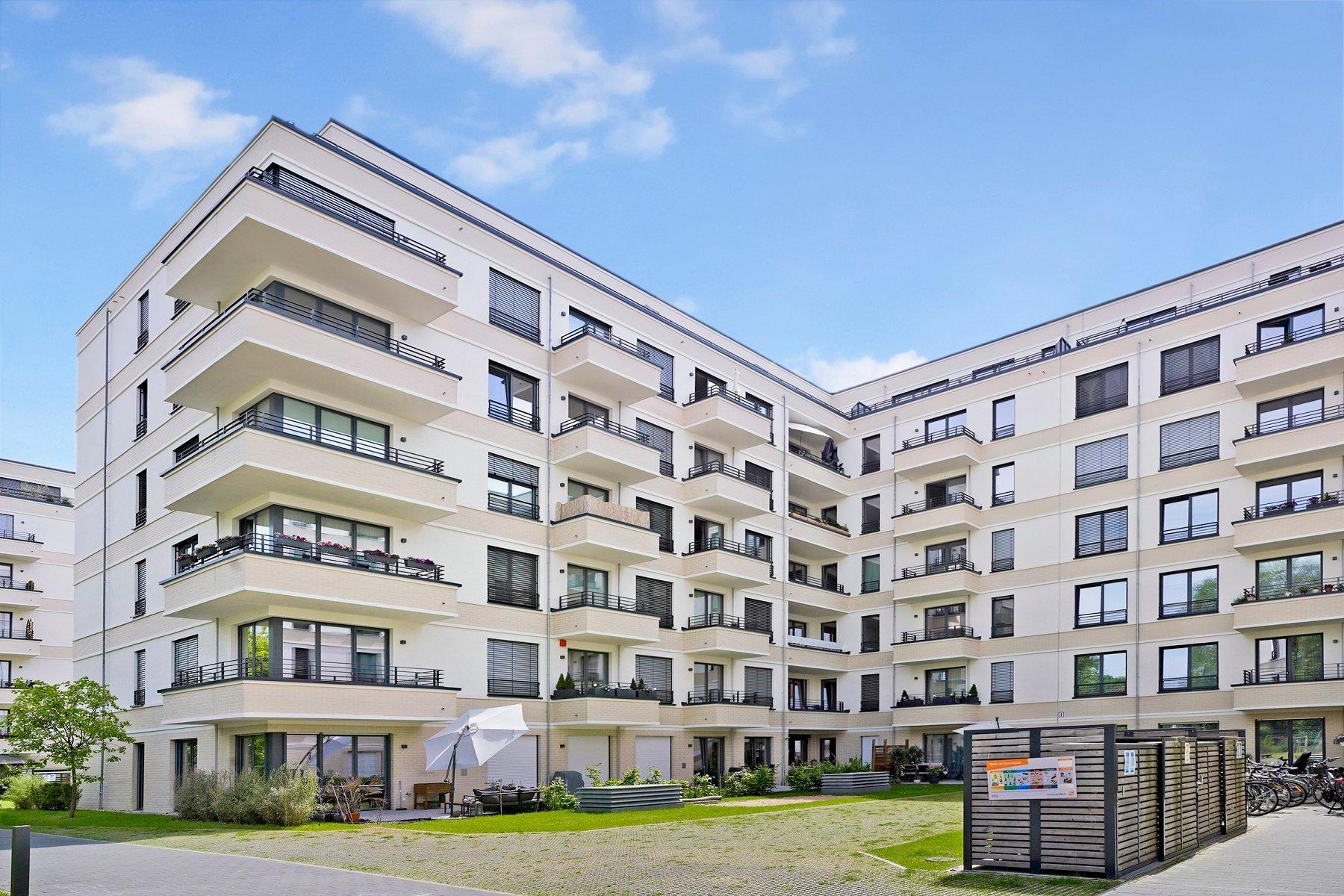 Wohnung in Berlin, Berlin, Deutschland 1 - 11562897