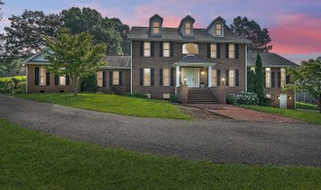 House in Mountain City, Tennessee, United States 1