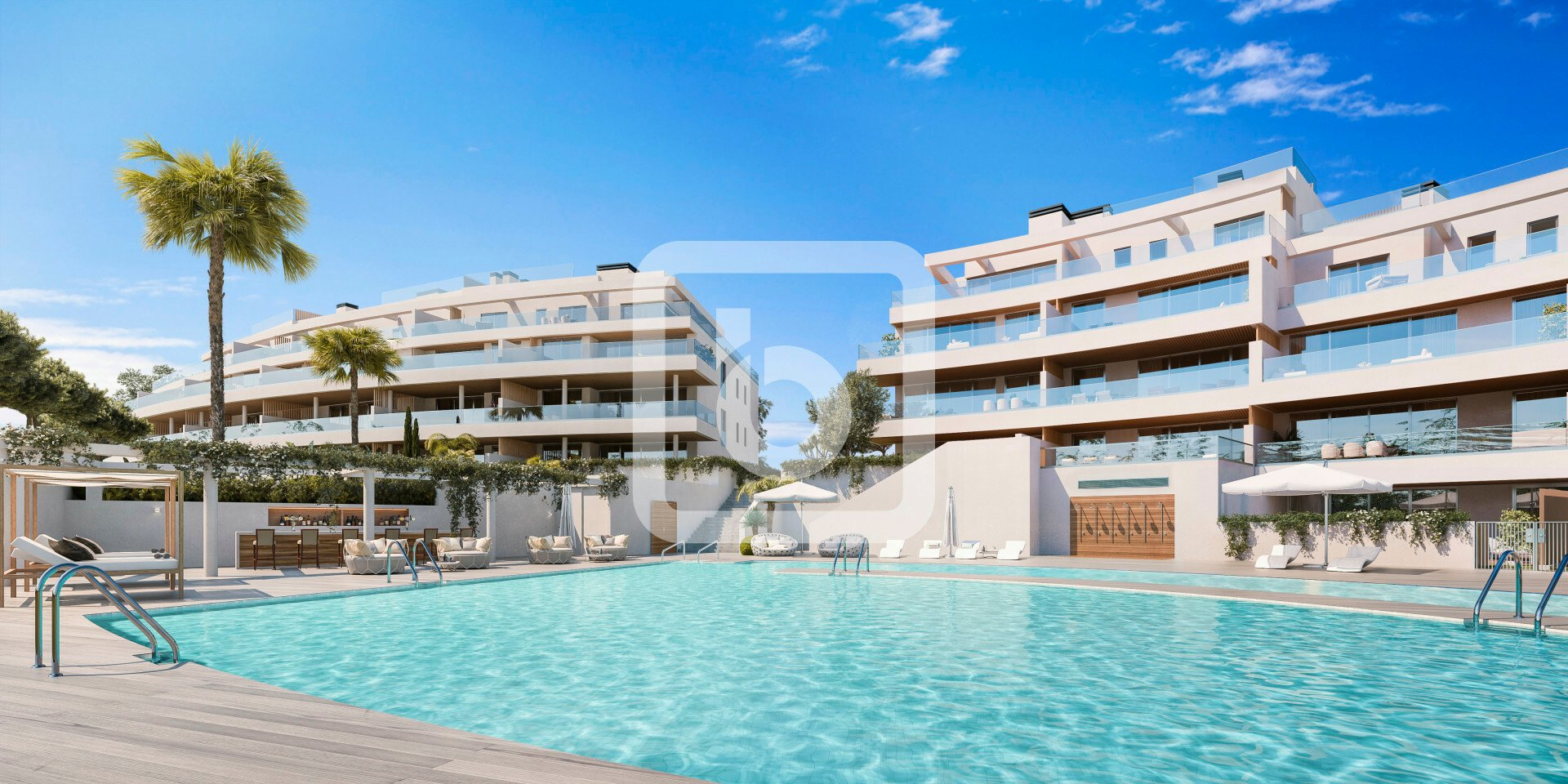 Apartment in Mijas, Andalusia, Spain 1 - 11563558
