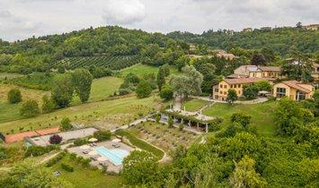 Дом в Минченго, Пьемонт, Италия 1