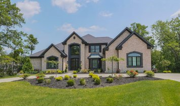 Haus in Cincinnati, Ohio, Vereinigte Staaten 1