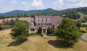 House in Charlottesville, Virginia, United States 1