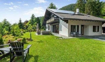 House in Gryon, Vaud, Switzerland 1