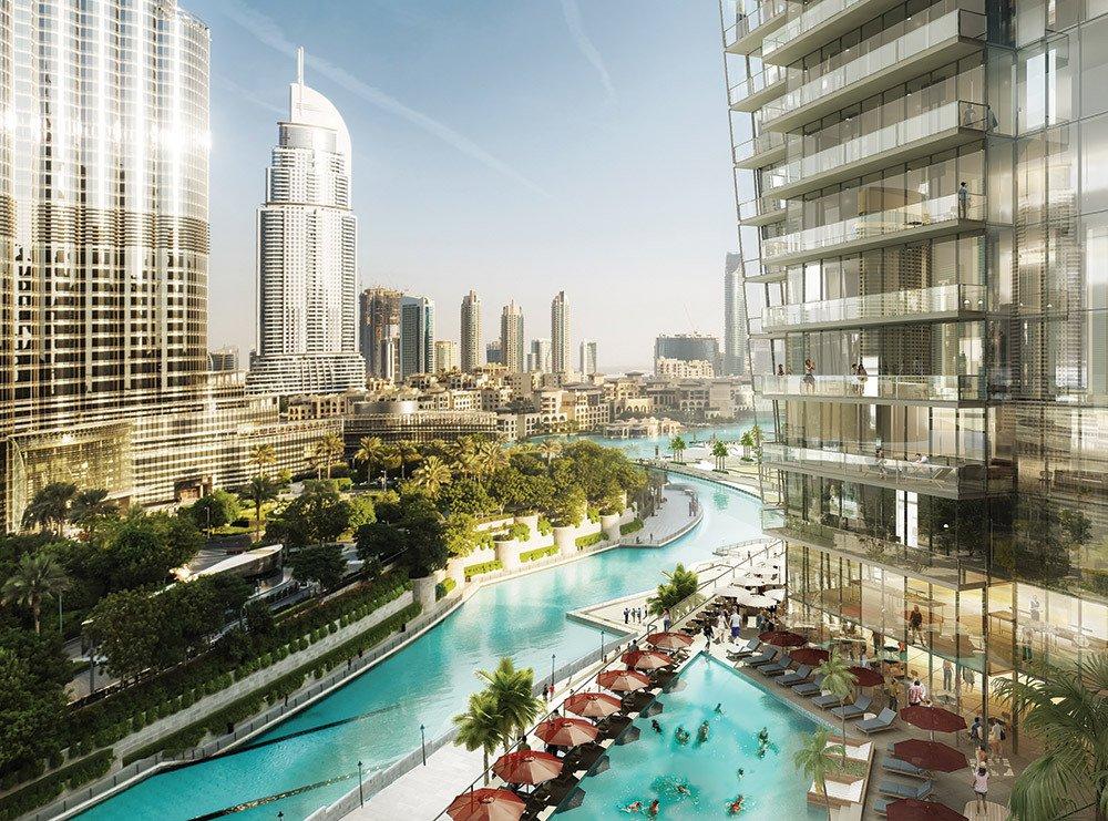 Apartment in Dubai, Dubai, United Arab Emirates 1 - 11566424