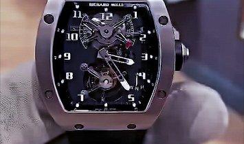 Richard Mille RM 002 Platinum Tourbillon Watch