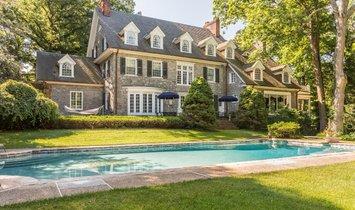 Haus in Ambler, Pennsylvania, Vereinigte Staaten 1