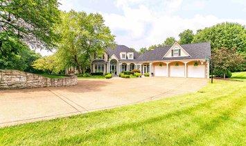 Дом в Evansville, Индиана, Соединенные Штаты Америки 1