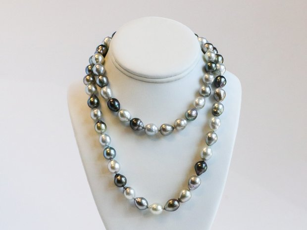 Tahitian Pearl Necklace (11567058)