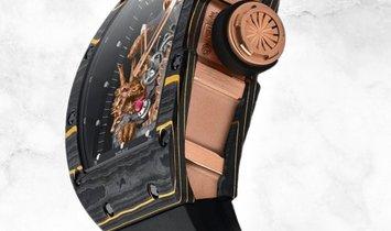 Richard Mille RM 57-03 Sapphire Dragon Gold Carbon TPT