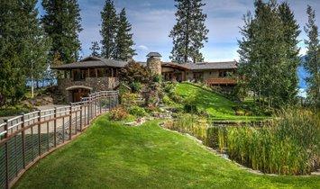 House in Sagle, Idaho, United States 1