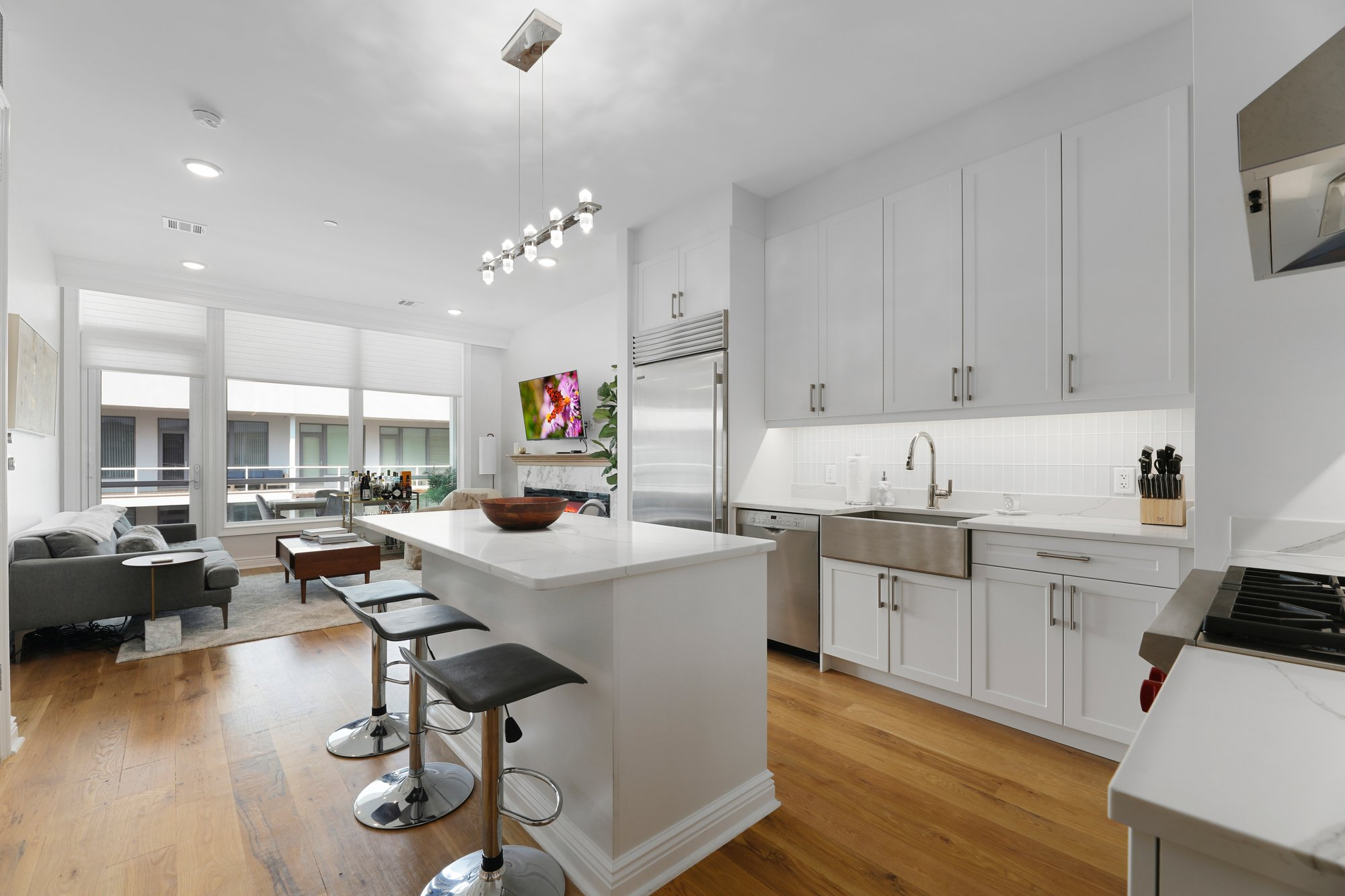 Condo in Edgewater, New Jersey, United States 1 - 11568041