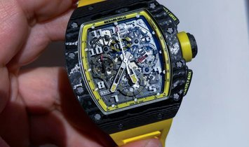 Richard Mille [LIMITED 50 PIECE] RM 011 Yellow Storm
