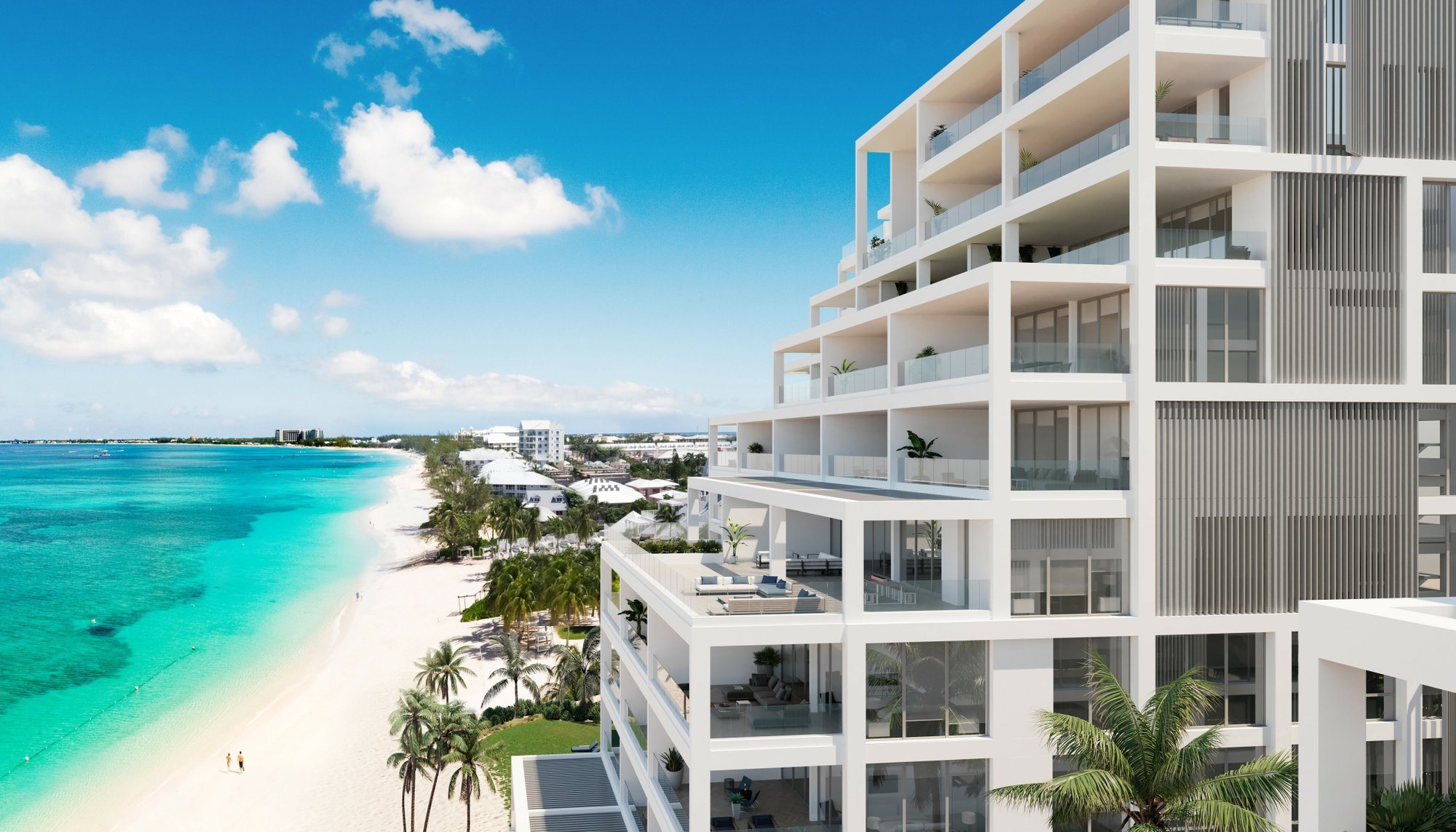 Penthouse in George Town, George Town, Cayman Islands 1 - 11568314