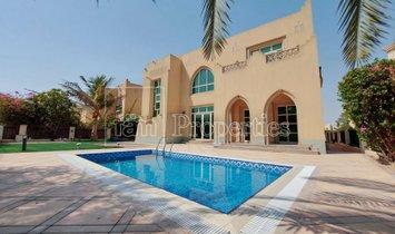 Villa in Jumeirah Islands, Dubai, United Arab Emirates 1
