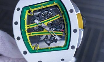 Richard Mille [LIMITED 50 PIECE] RM 61-01 Yohan Blake Asia Limited