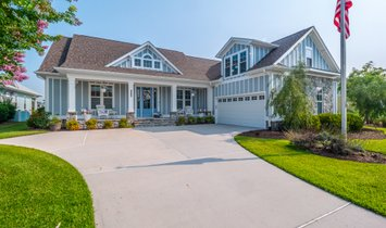 Дом в Леланд, Северная Каролина, Соединенные Штаты Америки 1
