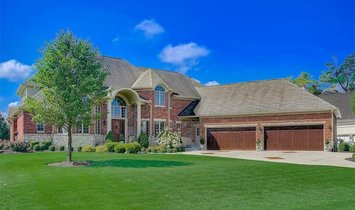 House in Noblesville, Indiana, United States 1