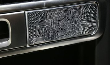 2019 Mercedes-Benz G-Class G 550 4MATIC SUV