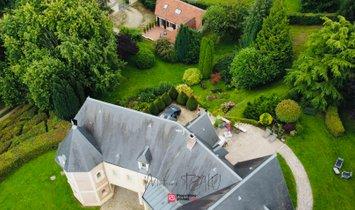Дом в Лион-ла-Форе, Нормандия, Франция 1