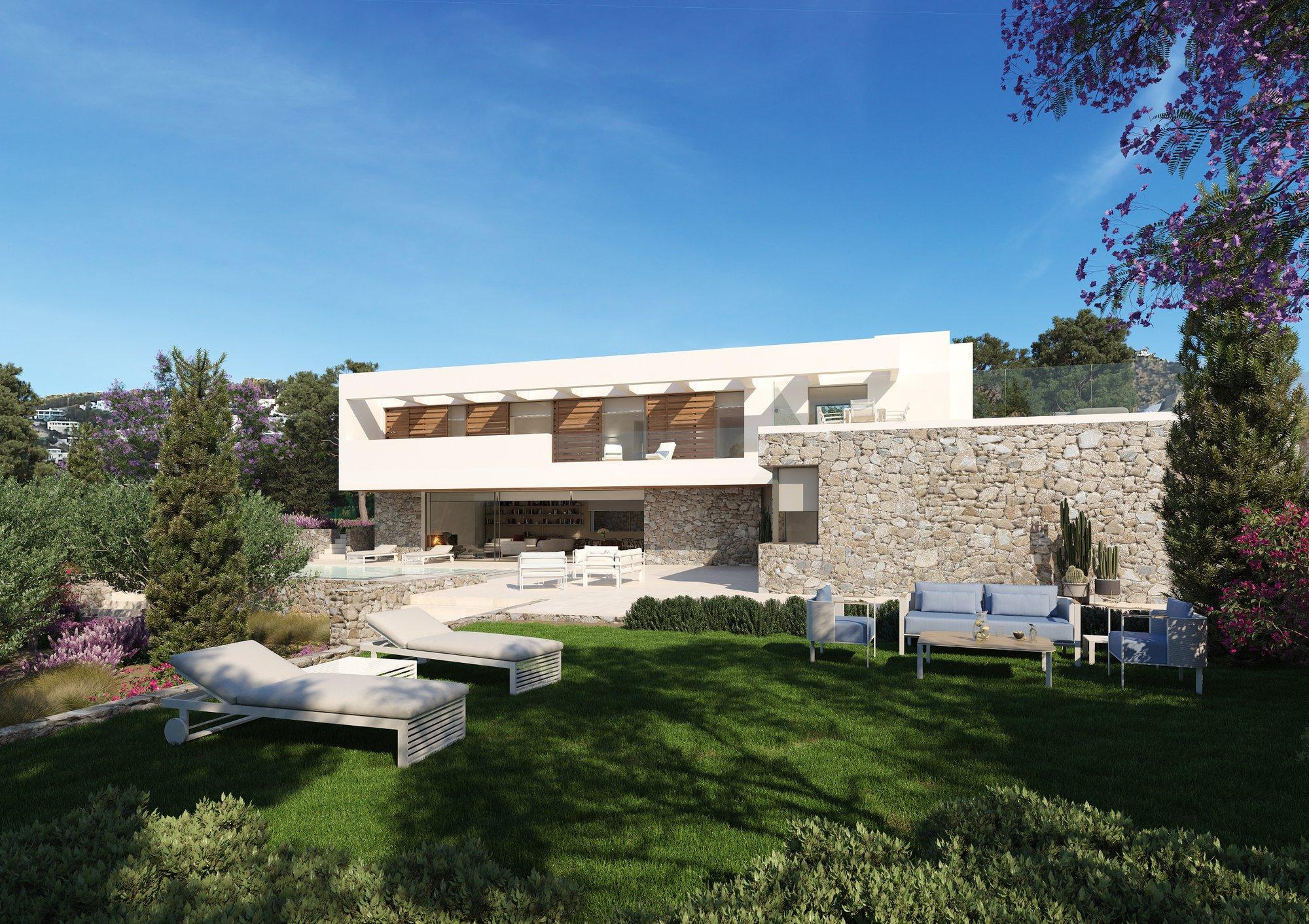Villa in Ibiza, Balearic Islands, Spain 1 - 11571909