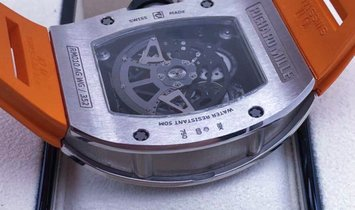 Richard Mille RM 010 White Gold Watch