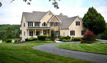 House in Kennett Square, Pennsylvania, United States 1