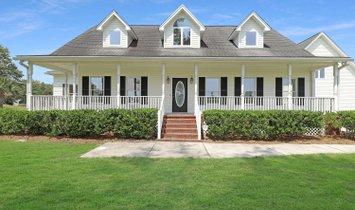 Дом в Кросс, Южная Каролина, Соединенные Штаты Америки 1
