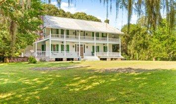 Дом в Вудвилл, Миссисипи, Соединенные Штаты Америки 1