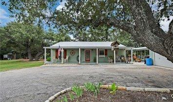 Дом в Джонсон Сити, Техас, Соединенные Штаты Америки 1