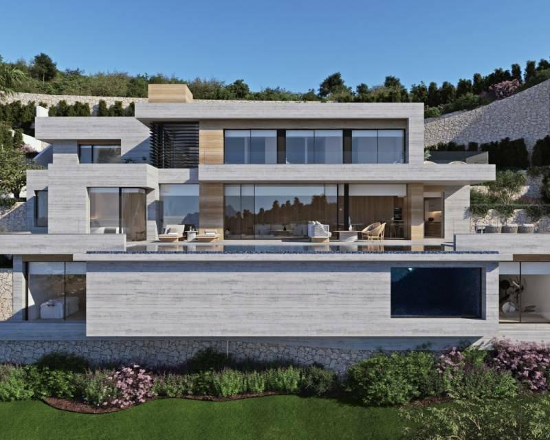 Villa in Benissa, Valencian Community, Spain 1 - 11574020