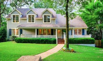 House in Little Rock, Arkansas, United States 1