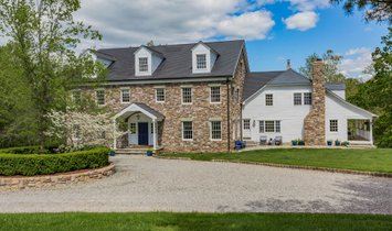 House in East Amwell Township, New Jersey, United States 1