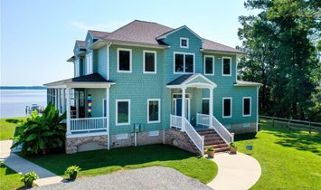Дом в Дансвилл, Вирджиния, Соединенные Штаты Америки 1