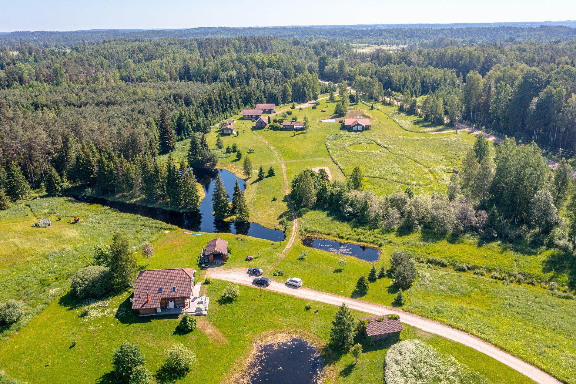 Raiskums Parish, Latvia 1 - 10824264
