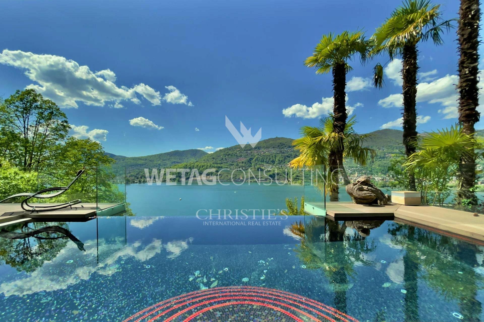 Villa in Collina d'Oro, Ticino, Switzerland 1 - 11577852