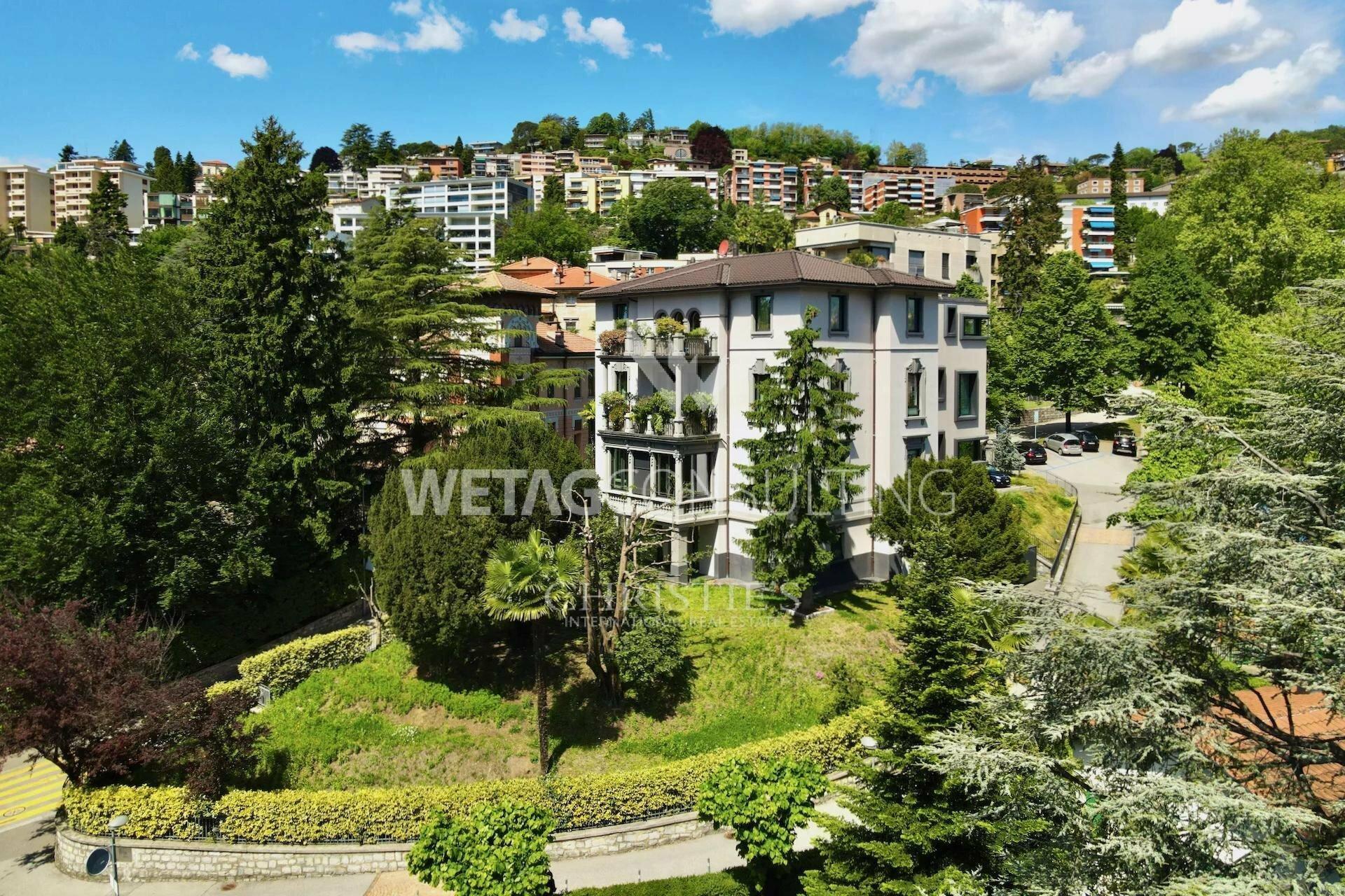 Apartment in Lugano, Ticino, Switzerland 1 - 11577771